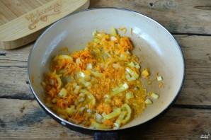 Рыба под соусом с овощами - фото шаг 3