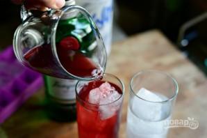 Гранатовый джин-тоник - фото шаг 3