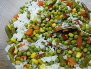 """Салат """"Изумрудная зелень"""" - фото шаг 1"""