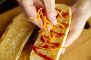 Вегетарианский гамбургер - фото шаг 2