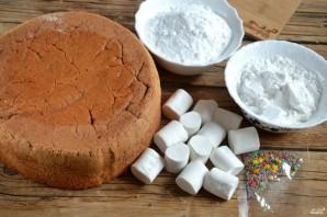 Пасхальный торт - фото шаг 1