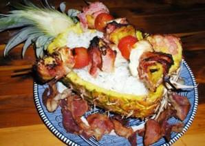 Полинезийский шашлык - фото шаг 10