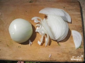 Шурпа из утки на костре - фото шаг 9