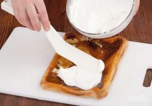 Бисквитное пирожное с белковым кремом - фото шаг 6