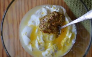 Соус из йогурта для салата - фото шаг 4