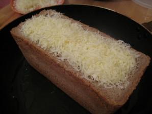 Салат в хлебе - фото шаг 5