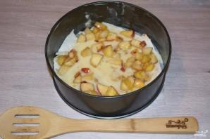 Слоеный яблочный пирог - фото шаг 7