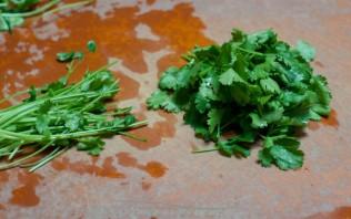Майонез с зеленью - фото шаг 2