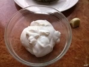 Салат с горошком - фото шаг 1