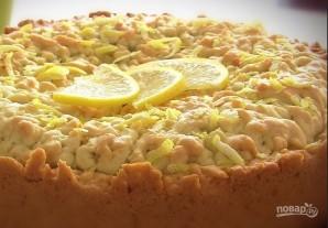 Простой лимонный пирог - фото шаг 9