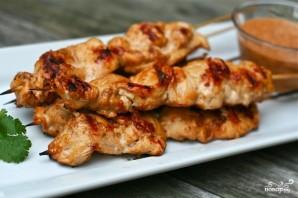 Маринад для шашлыка из курицы - фото шаг 3