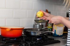 Стейк из семги в сливочном соусе - фото шаг 2