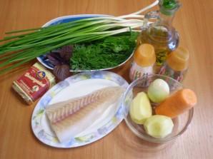 Рыбный суп с плавленым сыром - фото шаг 1