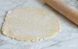 Пирог с ореховой заливкой - фото шаг 5
