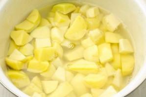 Пюре из картошки с молоком - фото шаг 1