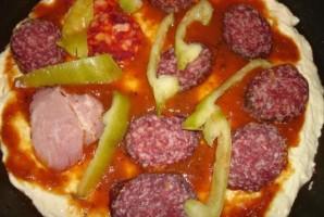 Пицца за 5 минут - фото шаг 4