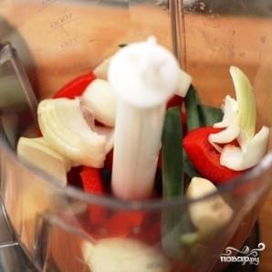 Котлеты из индейки с кисло-сладким соусом - фото шаг 2