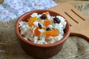Рис с сухофруктами - фото шаг 6