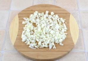 Грибной суп с сырками - фото шаг 2