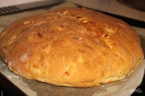 Домашний хлеб с луком - фото шаг 8