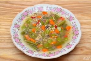 Суп с перловой крупой - фото шаг 4