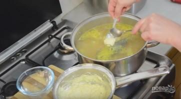 Суп из клецок - фото шаг 5