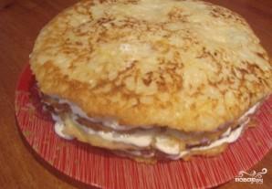 Картофельный торт - фото шаг 5