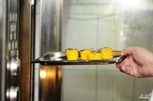 Кукуруза в духовке - фото шаг 8