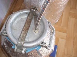 Самогон из арбуза - фото шаг 3