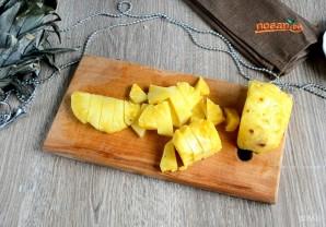 Курица, запеченная с ананасами - фото шаг 3