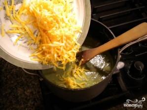 Суп с брокколи и сыром по-быстрому - фото шаг 4