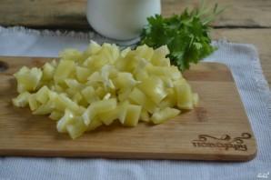 Овощи под сметанным соусом - фото шаг 5