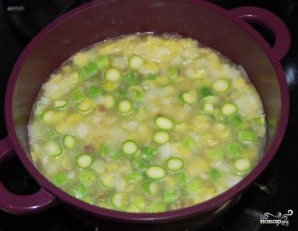 Суп-пюре из спаржи - фото шаг 6