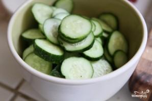 Салат с имбирем для похудения - фото шаг 2