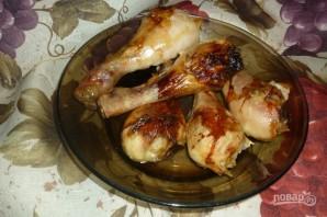 Куриные ножки с медом - фото шаг 5