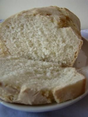 Простой белый хлеб - фото шаг 10