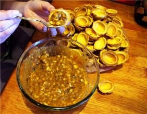 Орешки на десерт - фото шаг 5