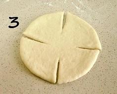 Пирожки Розочки - фото шаг 3