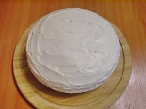 Торт на день рождения мамы - фото шаг 13