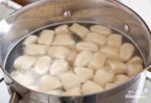 Ленивые картофельные вареники - фото шаг 5