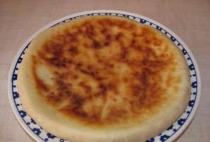 Хачапури на кефире на сковороде - фото шаг 4
