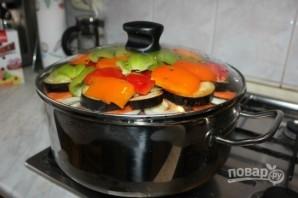 Мясо с овощами, тушенное в пиве - фото шаг 7
