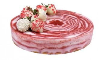 Нежный йогуртовый торт без выпечки - фото шаг 7