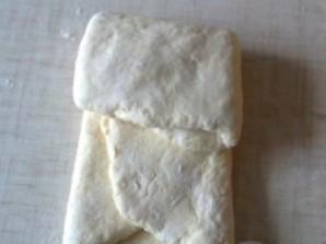 Пирожки с яйцом и мясом - фото шаг 3