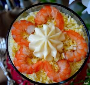 Салат со щавелем и яйцом - фото шаг 3