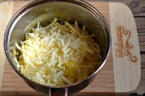Запеканка из брокколи с сыром и яйцами - фото шаг 5