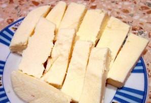 Домашний сыр из молока и кефира - фото шаг 6