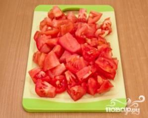 Шашлык из свинины, маринованый в помидорах - фото шаг 2