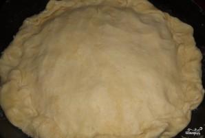Пирог с картофелем и сыром - фото шаг 8