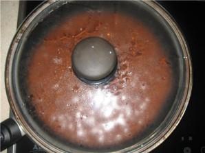 Бисквит на сковороде - фото шаг 3